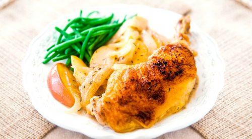 Pollo Normandia